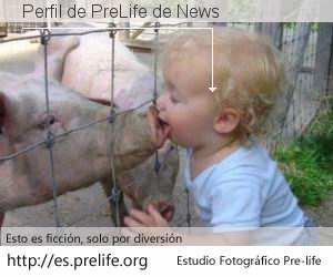 Perfil de PreLife de News