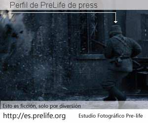 Perfil de PreLife de press