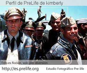 Perfil de PreLife de kimberly