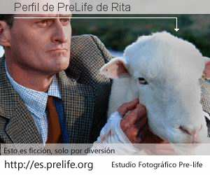 Perfil de PreLife de Rita