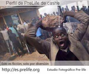 Perfil de PreLife de cashe