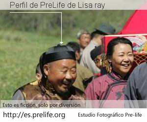 Perfil de PreLife de Lisa ray