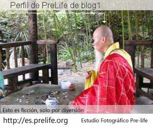 Perfil de PreLife de blog1