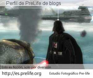 Perfil de PreLife de blogs
