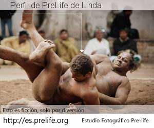 Perfil de PreLife de Linda