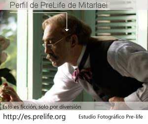 Perfil de PreLife de Mitarlaei