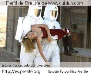 Perfil de PreLife de www.cuidun.com