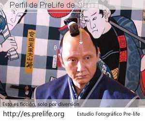 Perfil de PreLife de 瞿洋