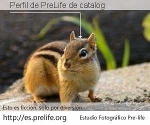 Perfil de PreLife de catalog
